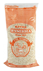 Peeled barley groats № 2, 400 g