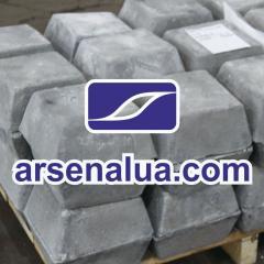 Antimony in Chushka Spit the brands Su1, Su0