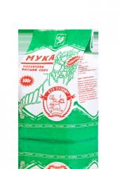 Мука пшеничная,  высший сорт,  0, 5 кг