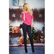 """Комбинезон """"Стиль"""",  верх розовый/брюки"""