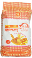 Wheat flour, coarse ground