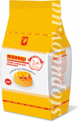 Pancakes, instant mix for baking (the best for