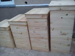 I will sell a beehive case, multicase, cues, new a