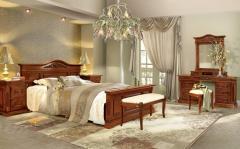 Спальні гарнітури S301