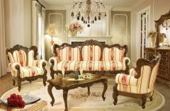 Upholstered furniture, halls of A502