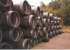 Pipes NPVH are pressure head