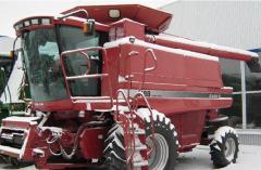 Combine harvester CASE 2188