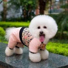 Теплые комбинезоны для маленьких собачек.