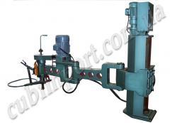 Polishing machine for MS-3600 stone