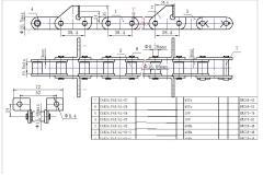 735916.0 Claas транспортер зерновой в сборе с