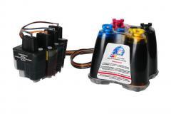 СНПЧ для МФУ, принтеров и плоттеров Epson, Canon,