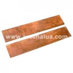 Anodes copper 800*200*10 mm from the direct