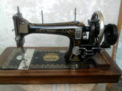 Collection NAUMANN sewing machine anniversary No.