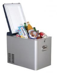 Mobile refrigerator DC 25P