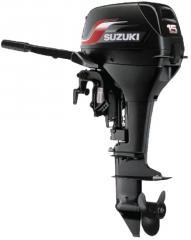 Boat engine duple Suzuki DT 15 S