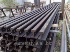 The rail is railway