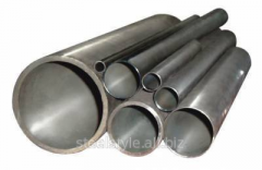 Seamless steel pipe holodnodeformirovanny