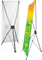 Banner rack size 60х160! With the press the price
