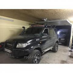 Экспедиционный багажник на УАЗ Патриот, УАЗ-3163,