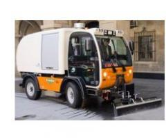 Street Cleaning line W 350 H watering jet washer