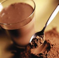 Cocoa powder alkalizirovanny, Cocoa powder