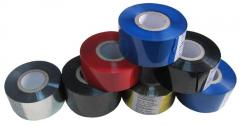 Foil for a hot stamping of HOT STAMP ribbon