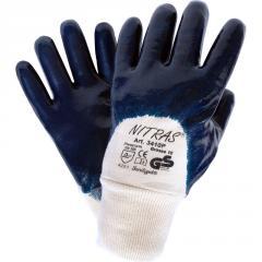 Перчатки NITRAS® 3410Р PREMIUM Нитриловые,