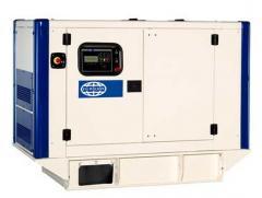 Power plant diesel FG Wilson H33-1 (26.4) kW