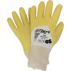 Maslobenzostoykiye NITRAS® 3400X gloves, with the