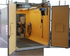 Sanding container SAPI GmbH