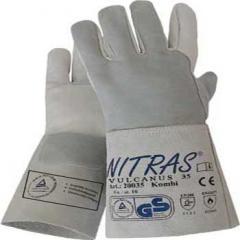 Gaiters of the welder of NITRAS® 20035 VULCANUS 35