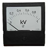 E 365 voltmeters