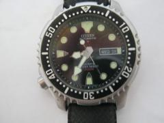 Hours of Citizen Automatic Diver's it is