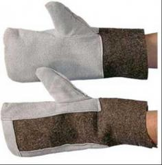 Спецовые рукавицы