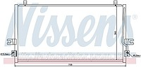 RADIATOR NISSAN MAXIMA QX (94-) 2.0 I V6 CONDENSER