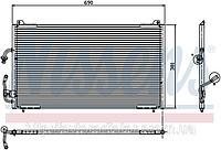 RADIATOR PEUGEOT 406 (95-) 1.6 I CONDENSER