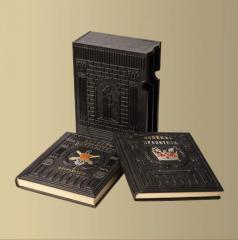 Books of handwork Great Set (2 volumes). Original