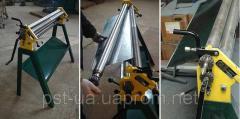 Listogibochny rollers manual BP-1300x0,8 of a pr-v