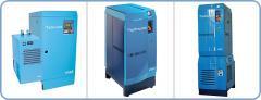 Компрессоры ротационные HV04-HV07 (4-7,5 кВт)