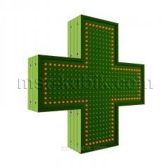 Аптечный крест 500х500 светодиодный...