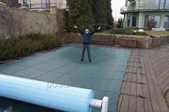 Накрытие Shield для бассейнов всех типов и размеров