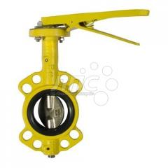 Lock rotary Butterfly stroke for gas and oil