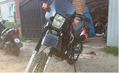 Низкая цена на новый мотоцикл Mustang MT150-GY
