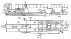 Автомобилеразгрузчик АРГБ-18