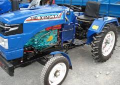 Трактор XINGTAI 24B, Черновцы и Черновицкая