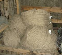 Lnopenkovye rope diameter 10mm-50mm.