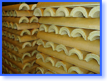 Polyurethane foam (plates, shells)