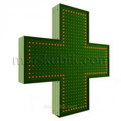 Аптечный крест 750х750 светодиодный...