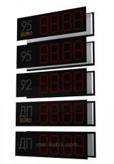 Комплект светодиодных модулей для АЗС...
