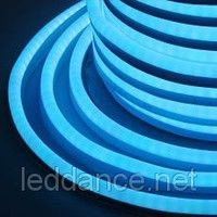 "Blue LED flexible tube of ""Neo Neon Flex"